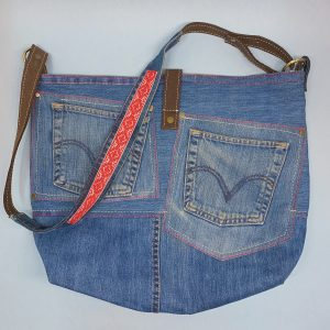 Торба, ручка з рэгуляванай даўжынёй на плячо